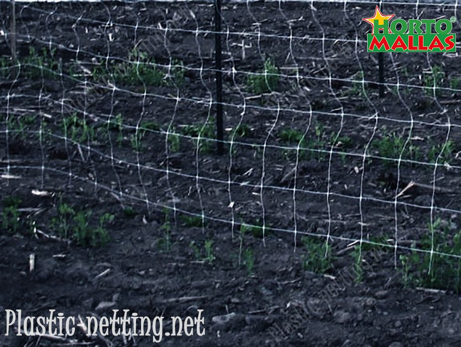 Support netting or tutoring nettings are very easy to install and don't retain moisture as they have been made from one single piece of material.